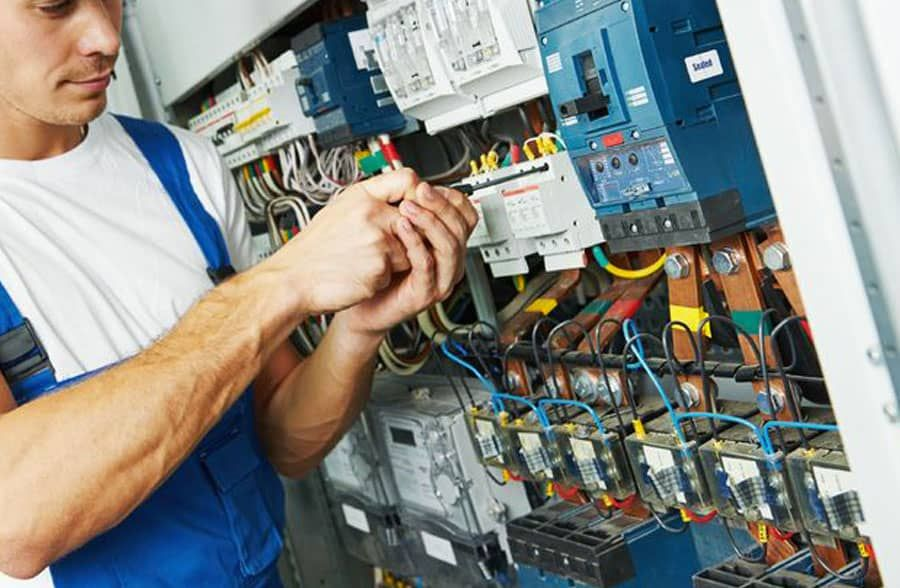 Electrical Contractors in the Industry